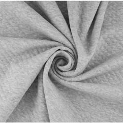 Tissu Matelassé Jersey Coton