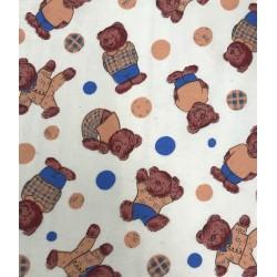 Tissu Jersey Coton Imprimé...
