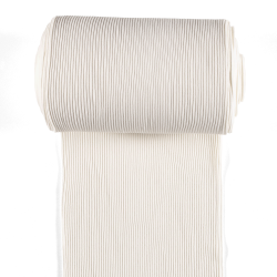 Tissu Bord-Côtes Tubulaire