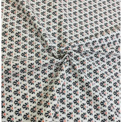 Tissu Popeline de Coton